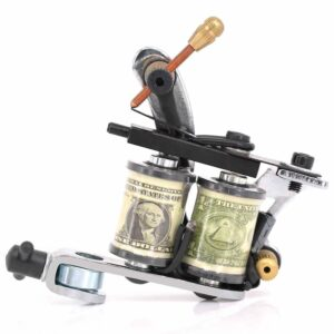 tattoo machine gun